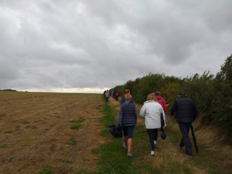 Agro-ökologischer Spaziergang am 6.September 2019