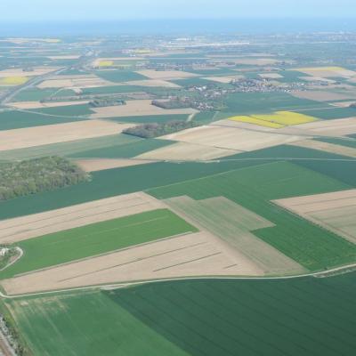 Luftaufnahmen vom Mai 2016
